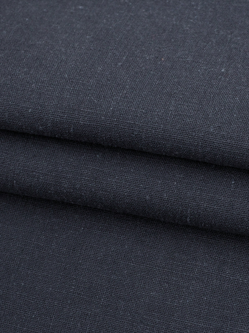 Hemp & Organic Cotton Light Weight Twill Fabric ( HG68E152 )