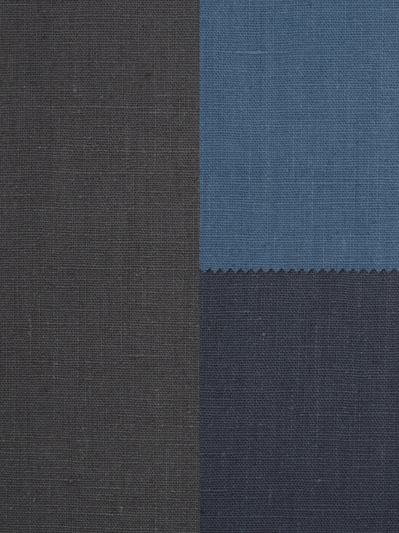 Hemp & Organic Cotton Light Weight Plain Fabric ( HG68E154 )