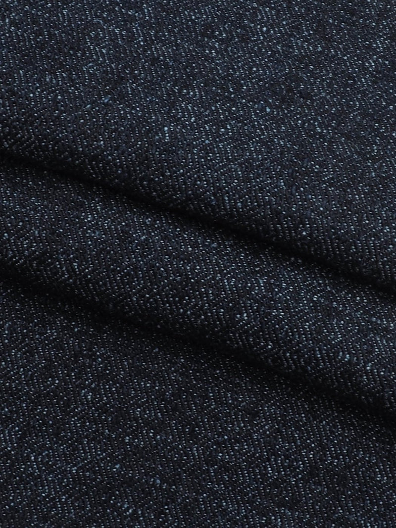 Hemp & Organic Cotton Heavy Weight Diamond Jacquard Denim
