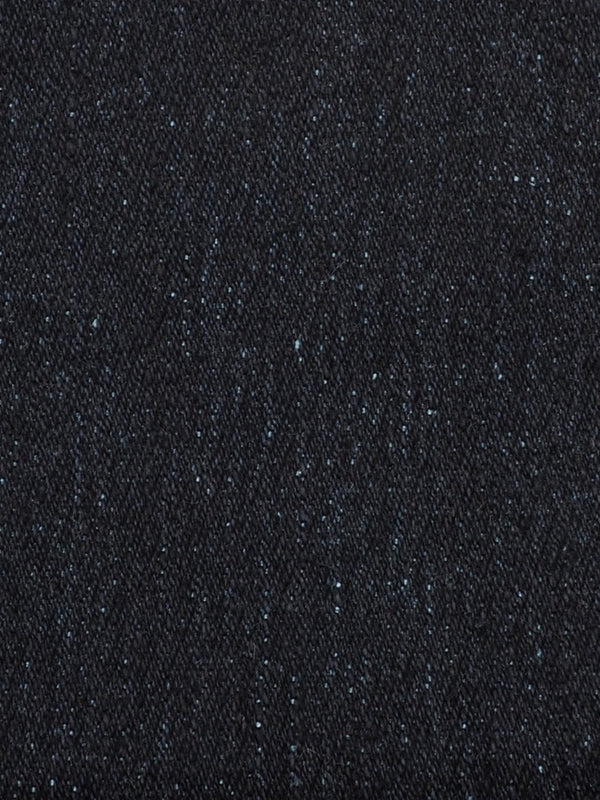 Hemp & Organic Cotton Heavy-Weight Stretched Jacquard Denim(HG90C183A)