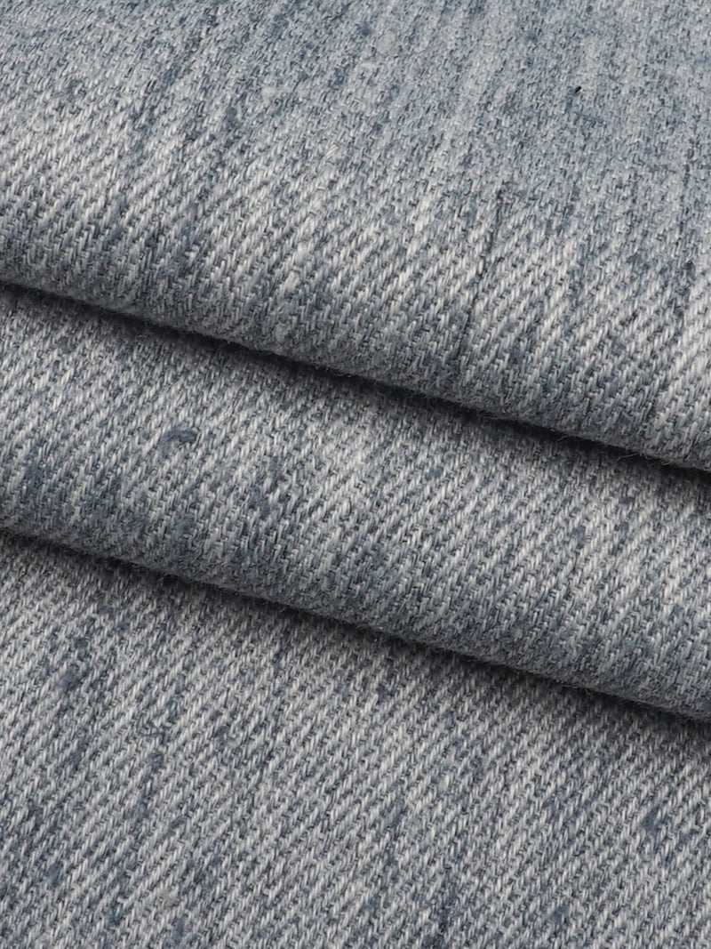 Hemp & Recycled Poly Heavy Weight Twill Fabric(HP72D262) - Hemp Fortex