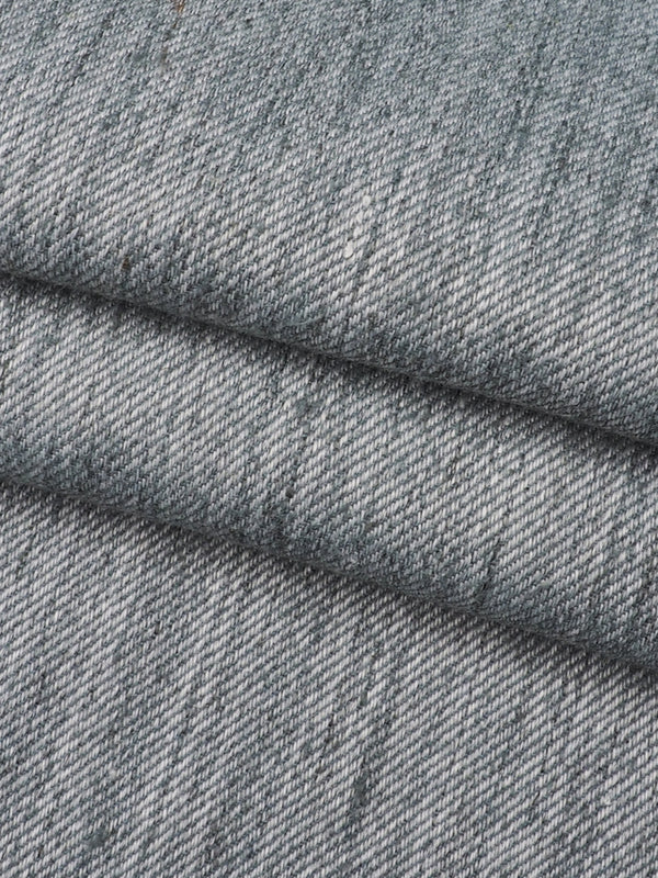 Hemp, Organic Cotton & Recycled Poly Heavy Weight Stretched Twill(HP72D263)