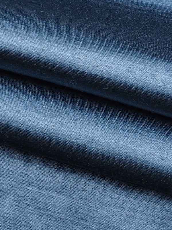 Hemp, Organic Cotton & Silk Mid-Weight Satin(HS305B112) - Hemp Fortex