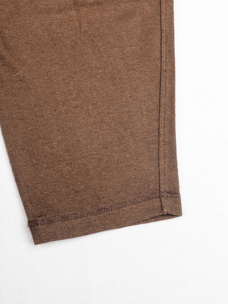 Hemp, Organic Cotton Mid -Weight  Baggy Pants
