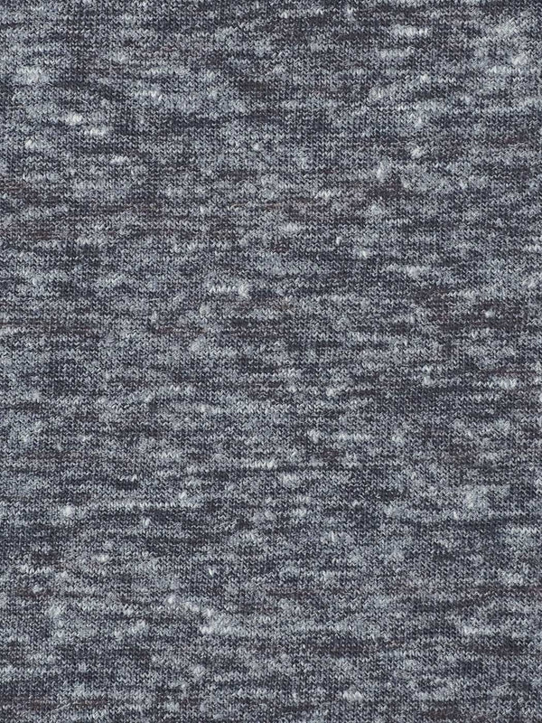 Hemp & Recycled Poly Light Weight Jersey Fabric(J19834)