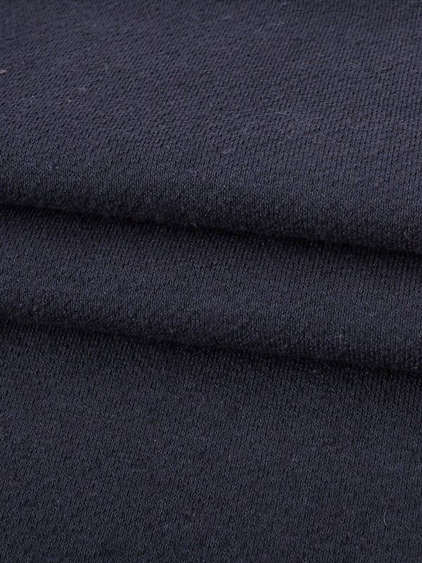 Hemp & Organic Cotton Mid-Weight Stretched Jacquard Jersey Fabric (J2065)