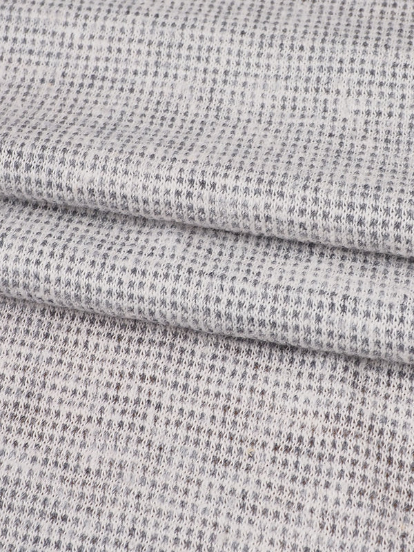 Hemp, Recycled Poly & Tencel  Mid-Weight Jersey Fabric ( J20817)