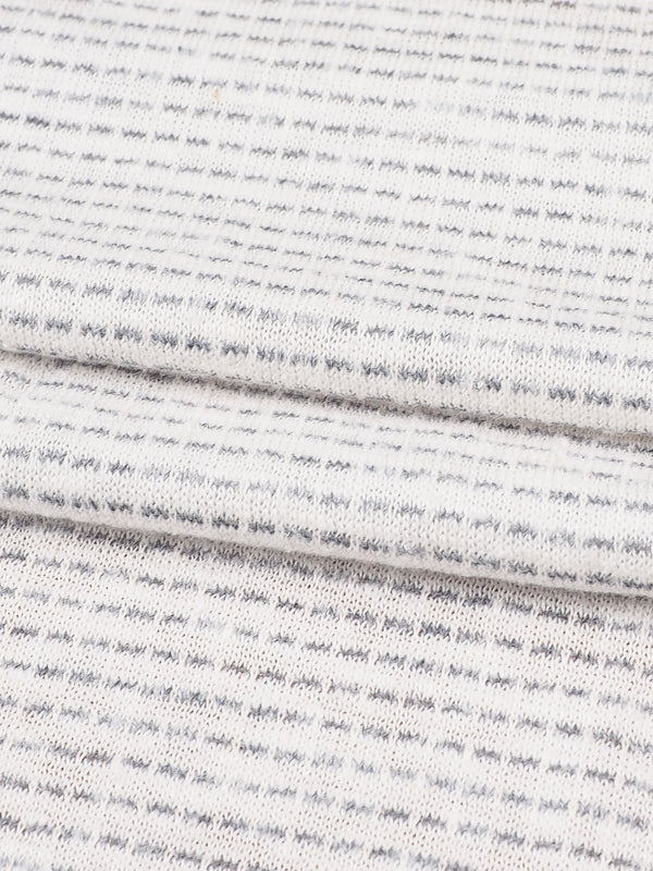 Hemp, Recycled Poly & Tencel  Mid-Weight Jersey Fabric ( J20818)