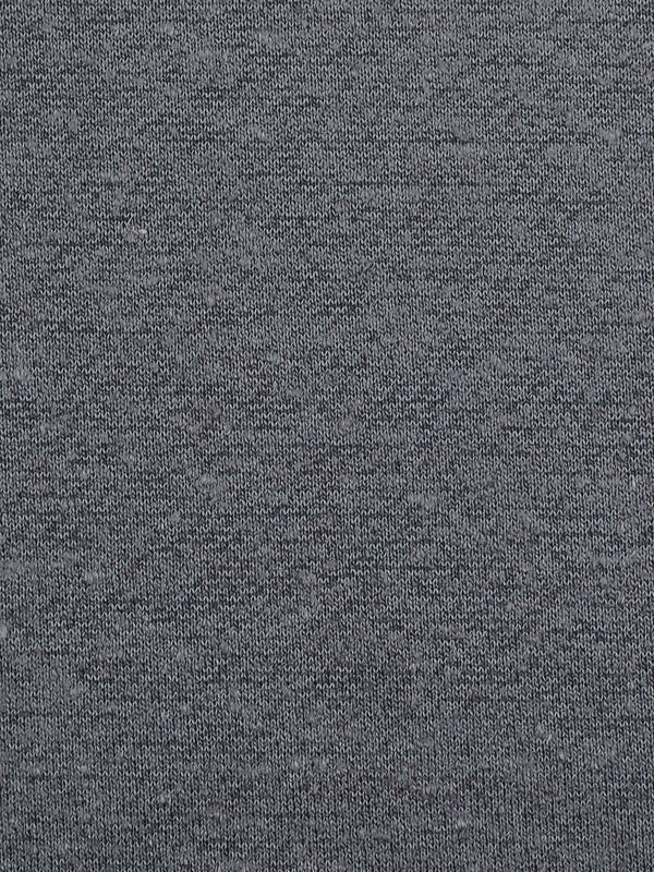 Hemp, Recycled Poly & Tencel Mid-Weight Stretched Jacquard Jersey Fabric ( J8016)