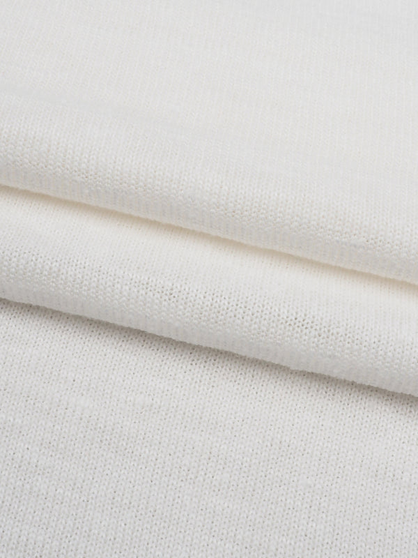Pure Hemp Mid-Weight Jersey Fabric ( KJ08024 )