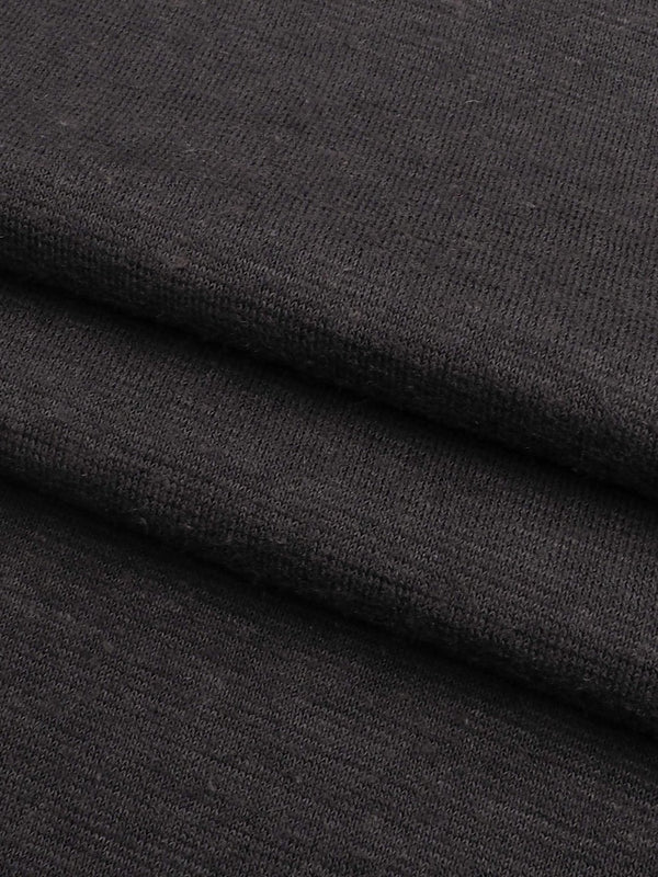 Hemp & Lyocell Mid-Weight Stretched Jersey