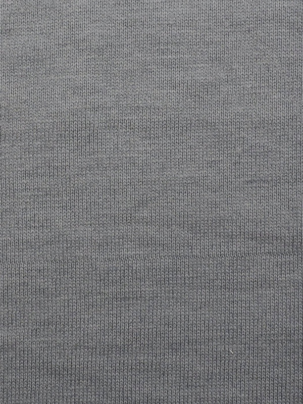 Hemp & Organic Cotton Mid-Weight Jersey (Twisted Yarn)