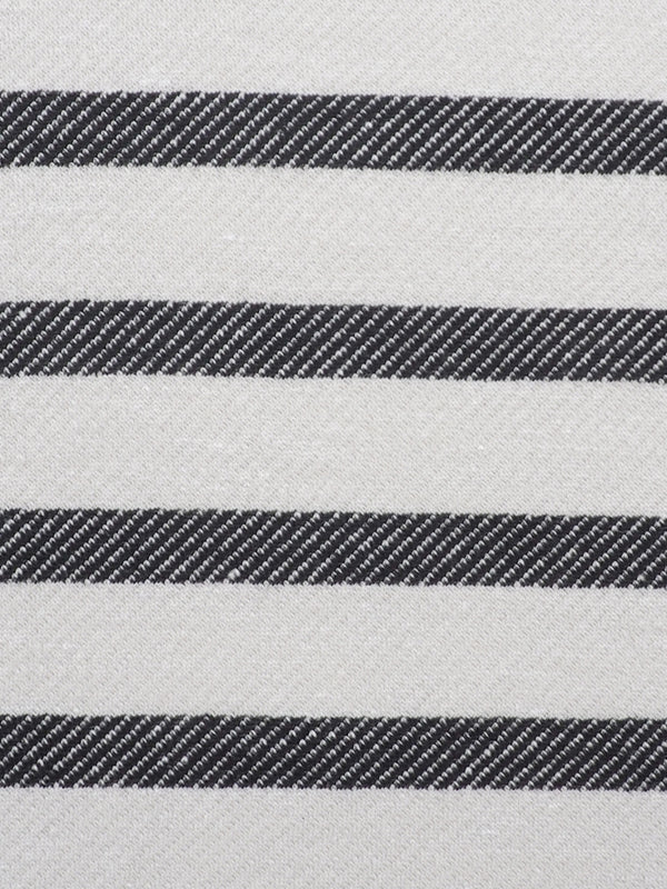 Hemp & Organic Cotton Light Weight Stripe Jacquard Jersey(KJ40D912 / KJ40B914) - Hemp Fortex