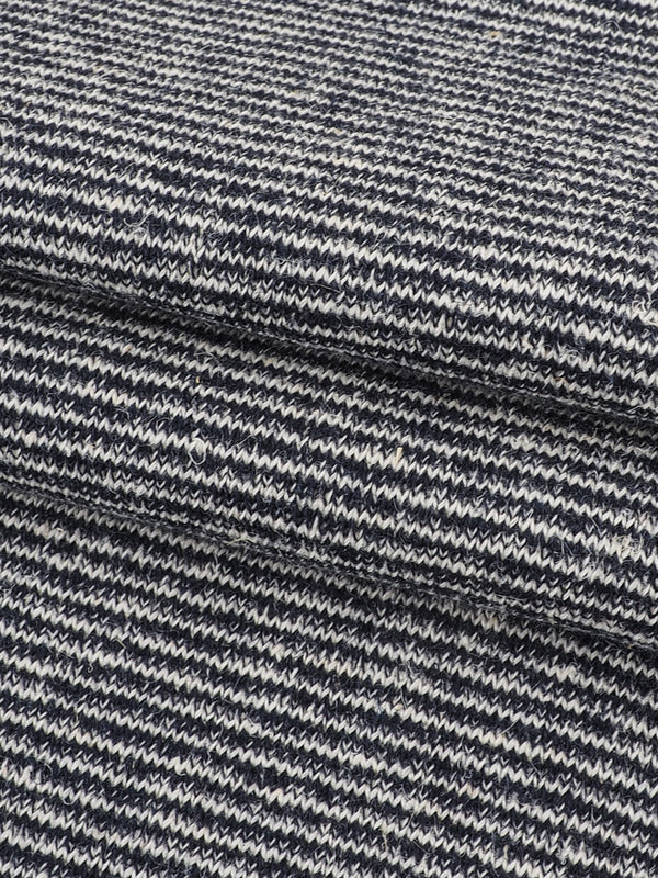 Hemp & Organic Cotton Yarn Dyed Heavy Weight Terry ( KT21B963A ) - Hemp Fortex