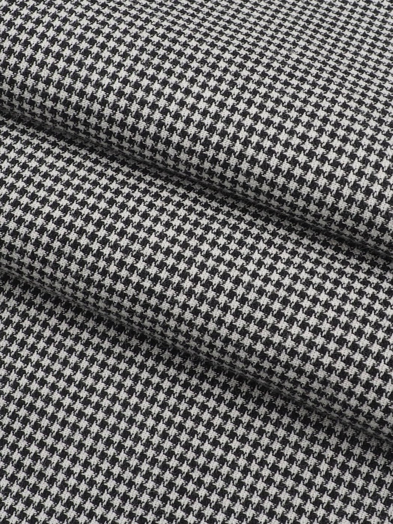 Pure Organic Cotton Light Weight Small Check Fabric