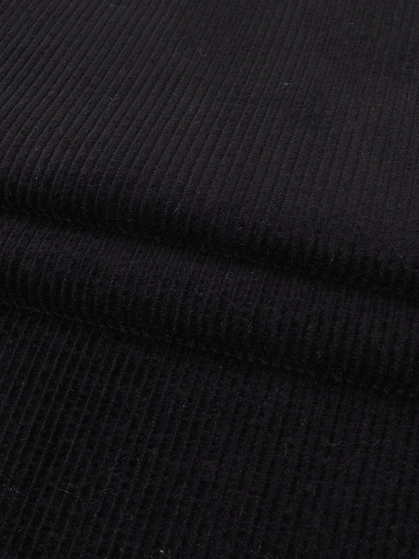 Pure Organic Cotton Mid-Weight Corduroy ( OG72D049 )