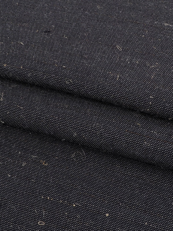 Hemp & Recycled Polyester Mid-Weight Plain ( PH100C262C ) - Hemp Fortex