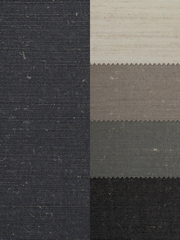 Hemp & Recycled Polyester Mid-Weight Plain ( PH100C262C )