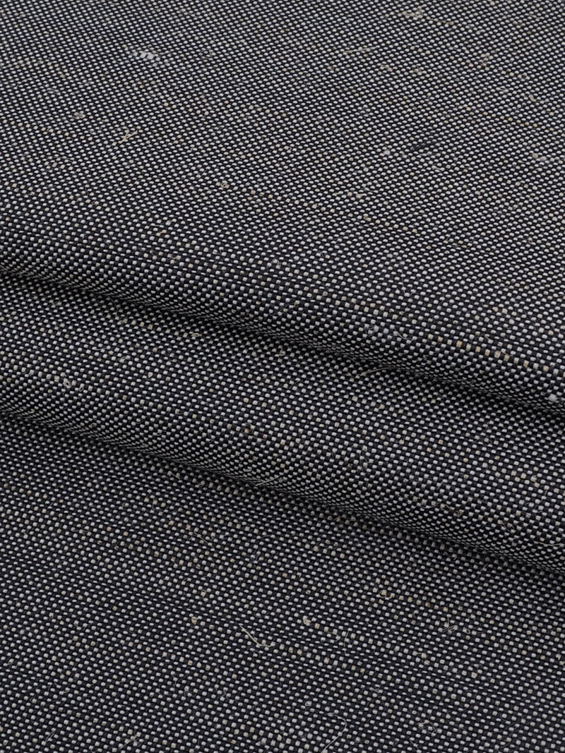 Hemp & Recycled Polyester Mid-Weight Plain ( PH100C263C ) - Hemp Fortex