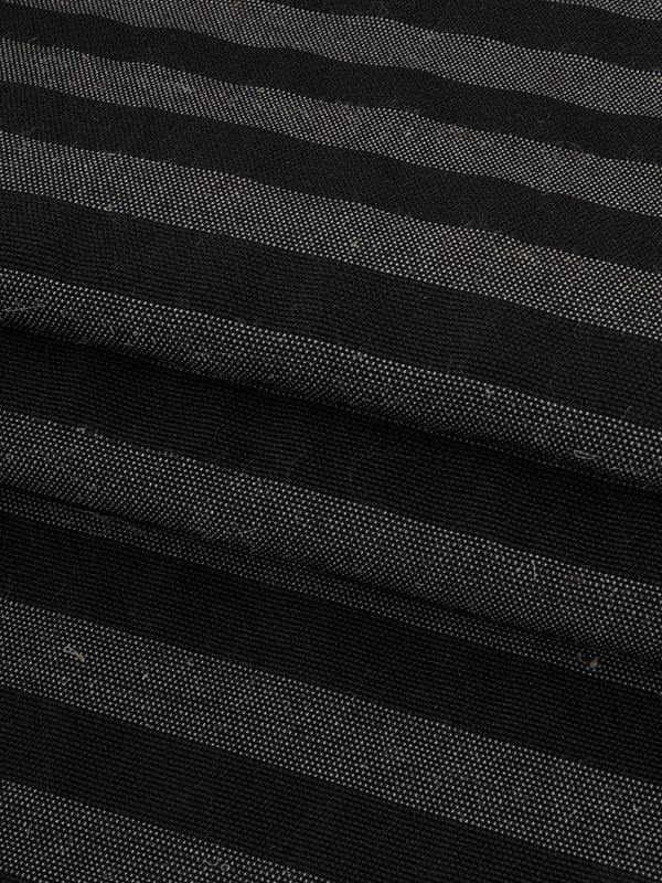 Hemp & Recycled Polyester Mid-Weight Stripe ( PH100C264B )