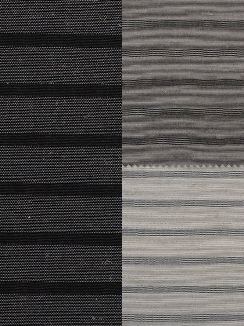 Hemp & Recycled Poly Mid-Wdeight Stripe ( PH100C265B ) - Hemp Fortex