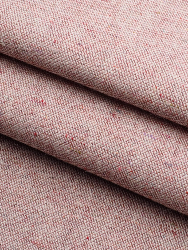 Recycled Hemp & Organic Cotton Mid-Weight Plain Fabric With Nubs(RE56A180A)