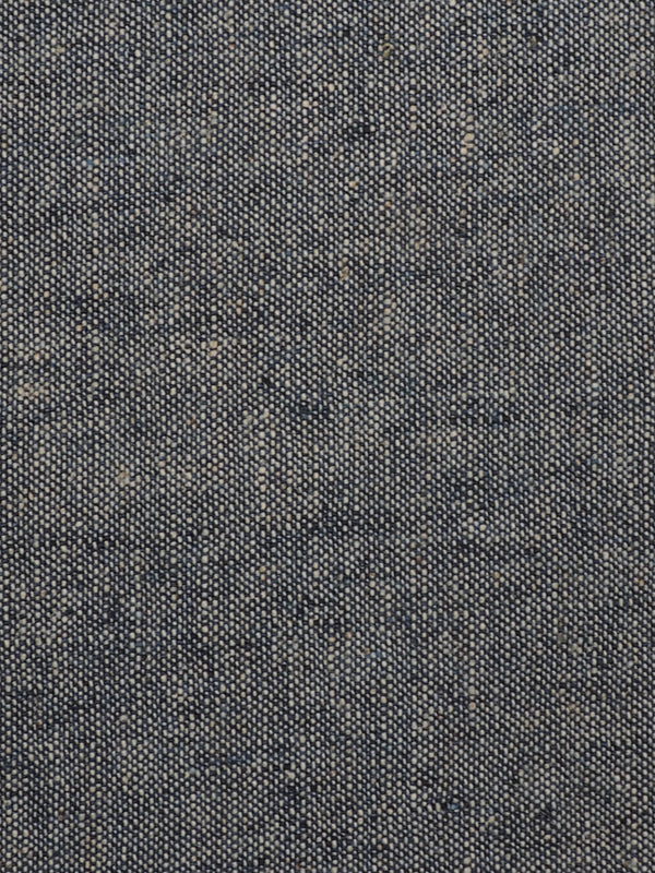 Recycled Organic Cotton, Hemp &  Poly Heavy Denim Fabric ( RE11516 )
