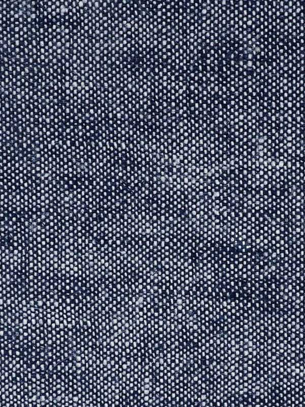 Hemp, Organic Cotton & Recycled Hemp Mid-Weight Fabric ( RE56B164H Blue/White ) - Hemp Fortex