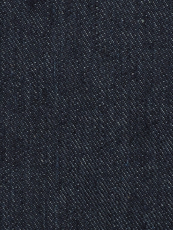 Recycled Hemp, Organic Cotton & Ploly Heavy Weight Twill Denim Fabric(RE11428)