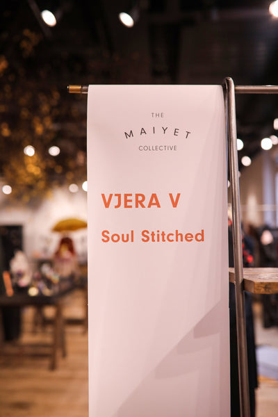 Vjera V at Maiyet in Bicester Village