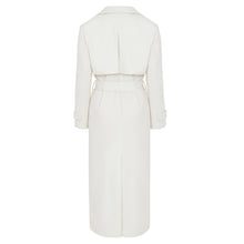 Winter white EFFI coat