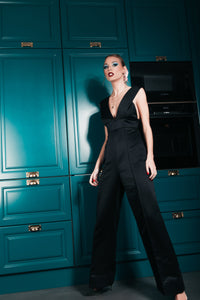 Sassi jumpsuit black
