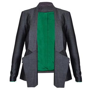 Michal wool blazer