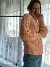 Only Love dusty rose jumper