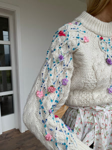 ROSE jumper bespoke