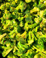 Roasted Jerk Broccoli