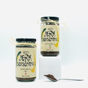 Jerk Seasoning, Mild 12oz.