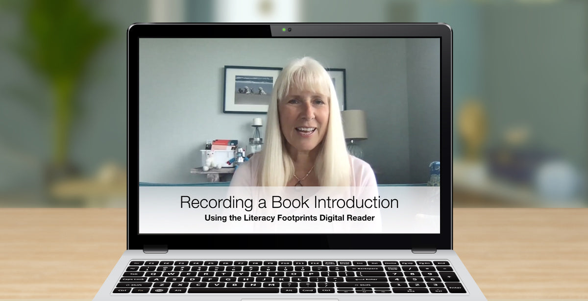 Teaching Tip: Video Book Introductions