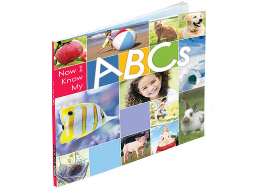 Now I Know My ABCs - Lap Book