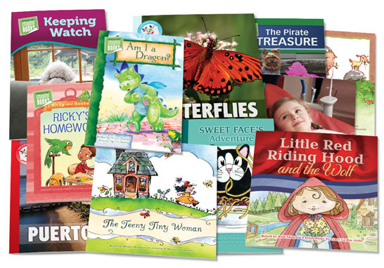 Pioneer Valley Books AR for Second Grade
