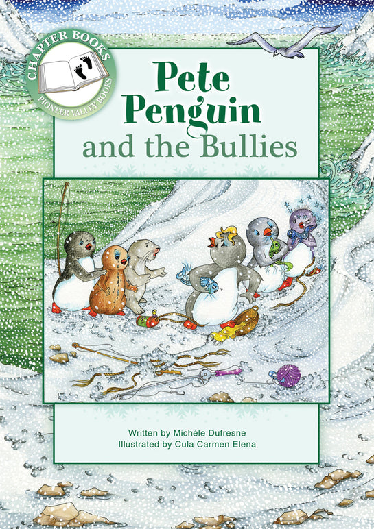Pete Penguin and the Bullies
