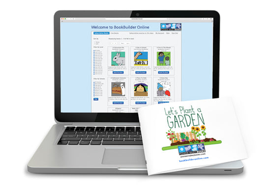 BookBuilder Online Subscription