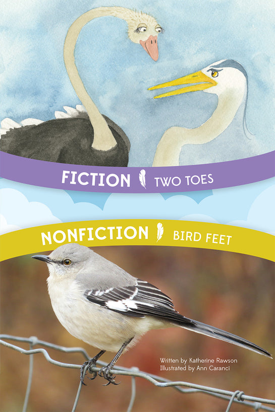 Two Toes/Bird Feet