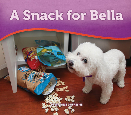 A Snack for Bella