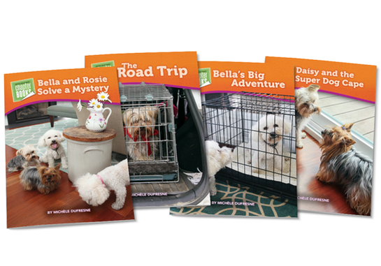 Bella and Rosie Advanced Chapter Books
