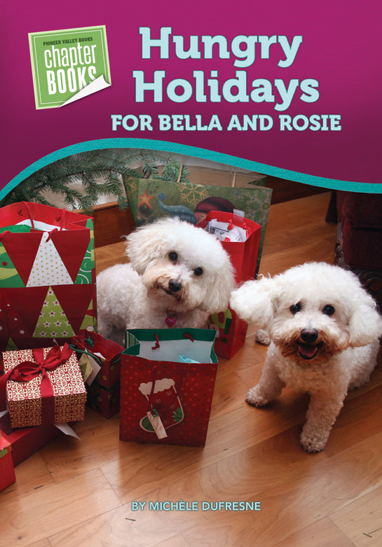 Hungry Holidays for Bella and Rosie