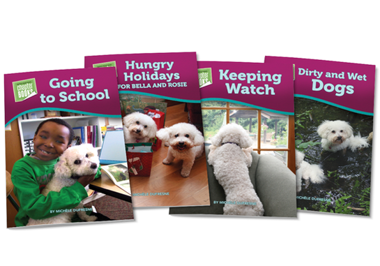 Bella and Rosie Chapter Books