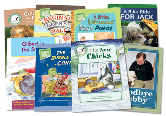 Chapter Book Bundle for Early Transitional Readers