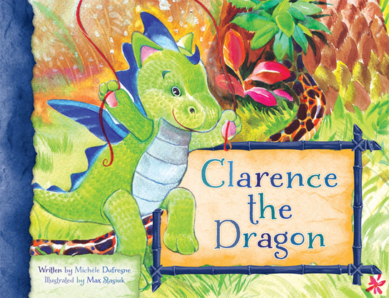 Clarence the Dragon