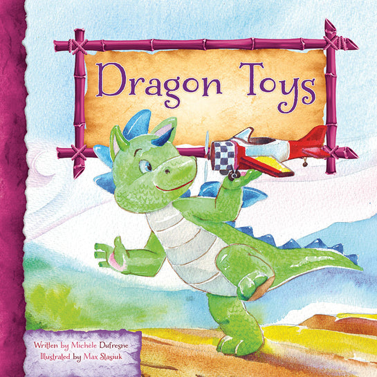 Lap Book: Dragon Toys